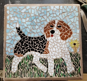Stepping Stone Beagle